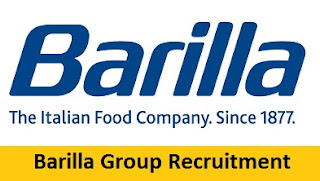 Barilla Group Recruitment 2017-2018