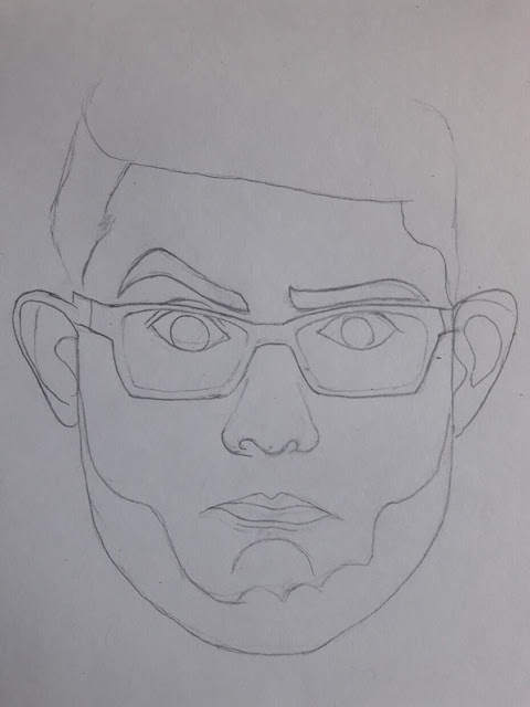 Carryminati Biography and Drawing