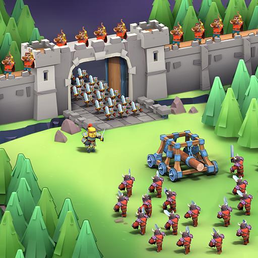 Game of Warriors v1.4.5 Apk Mod [Dinheiro Infinito]