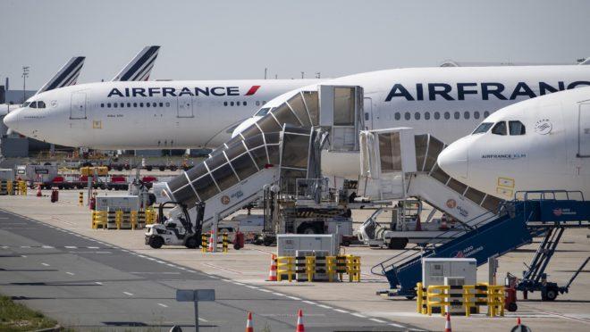 França suspende todos os voos ao Brasil devido a Covid-19