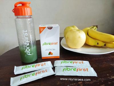 fibrefirst suplemen kaya serat premium dan nutrisi