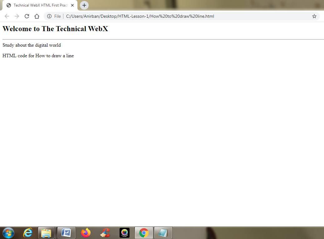 Technical WebX