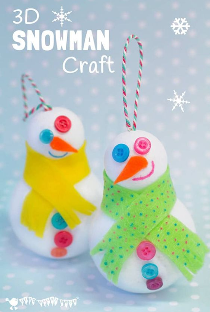 Kids Craft Ideas Merry Christmas Images