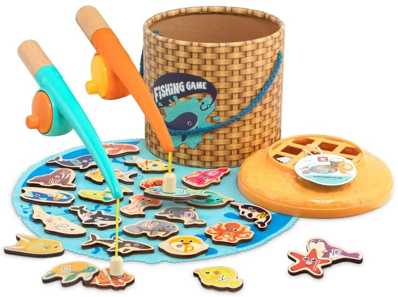 Fishing toys 50% off