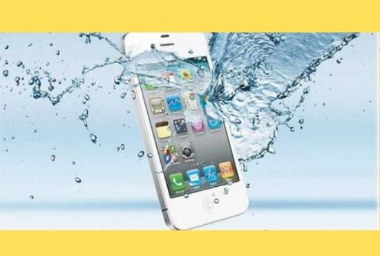 If Your Phone Falls into the Water