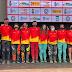 Pau Menoyo y Zoe Zamora vencen en la cita inaugural del Open de España de Descenso