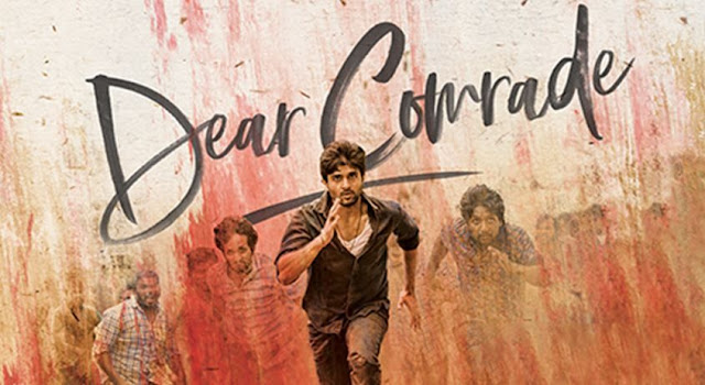 Dear Comrade (2019) Full Movie Download HD 720p 1080p DVD SCR