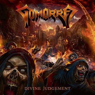 """Το βίντεο των Gomorra για το """"Flames Of Death"""" από το album """"Divine Judgement"""""""