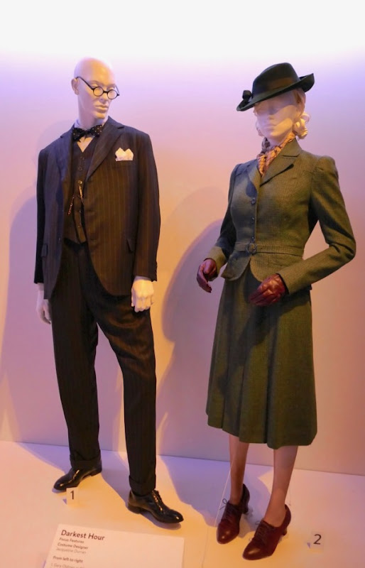 Darkest Hour film costumes