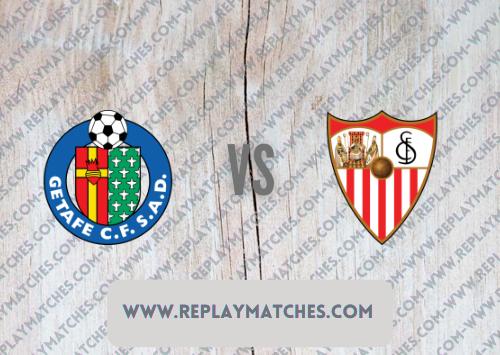Getafe vs Sevilla -Highlights 23 August 2021