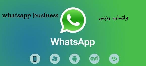 تحميل ،تطبيق،اتساب ،الاعمال ،الجديد ،للاندرويد ،WhatsApp، Business ،Android