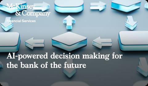 McKinsey Insights – L'IA dans la banque