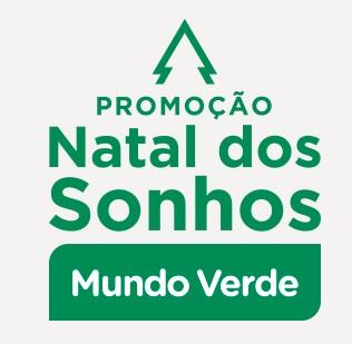 Cadastrar Promoção Mundo Verde Natal 2020 Dos Sonhos