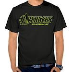 Kaos Distro Keren Avengers SK13 Asli Cotton