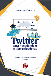 Libro Twitter para #académicos e #investigadores