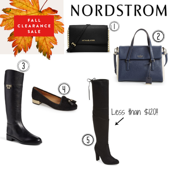 Nordstrom Fall Sale Top Picks