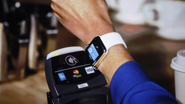 A Apple Pay vindo a Starbucks, KFC e Chilis
