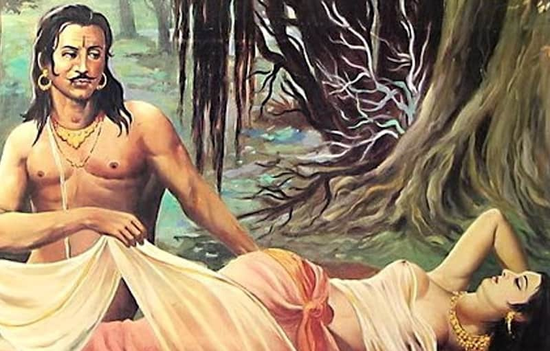What happened When Apsara Urvashi Saw Her Husband In Naked State - The Tragic Love Story Of Urvashi, An Apsara, And King Pururavas