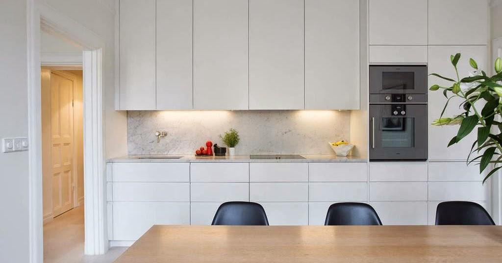 Est ndar en tama o grande en capacidad exclusiva en for Cocinas lineales de cuatro metros