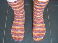 Simple Socks For Me 1