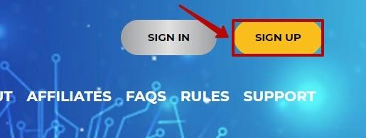 Регистрация в BTC Millionaire