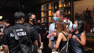 11 Cafe dan Tempat Hiburan di Semarang Kena Razia Ditresnarkona Polda Jateng