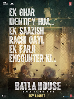 Batla House First Look Poster 4