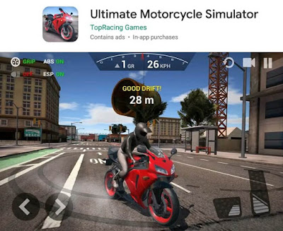 balap motor offline terbaik