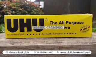 Kulakan Lem Uhu di Malang 7 ml dan 20 ml | +62 852-2765-5050
