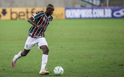 Atacante do Fluminense