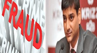 Bank Loan Fraud Kanishk Jeweler SBI