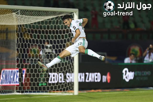 نتيجة مواجهة الجزائر وغينيا في كأس امم افريقيا