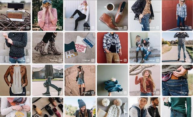 The Buckle Instagram Fashion