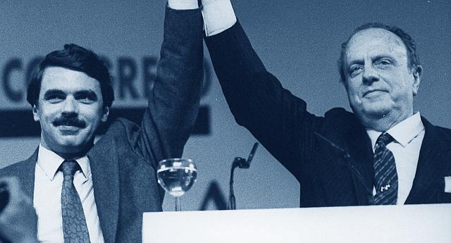 Revelan que Aznar entregó 150.841 euros de dinero público a la Fundación Francisco Franco
