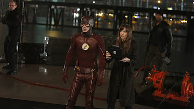 The Centurion Circle: The Flash/Arrow/Legends Triple Feature