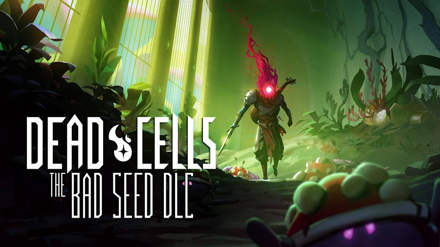 dead cells the bad seed dlc expansion announced motion twin nintendo switch pc ps4 xbox one roguelike metroidvania game