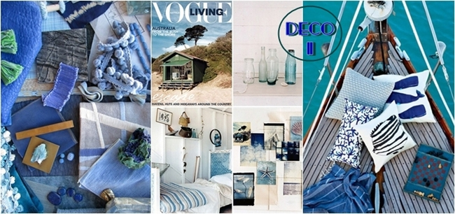 home decoration inspired by the sea