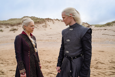 HBO releases first publicity images from HOUSE OF THE DRAGON