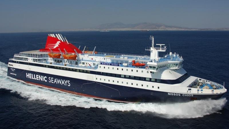 Τροποποιήσεις δρομολογίων πλοίων για την περίοδο του Πάσχα