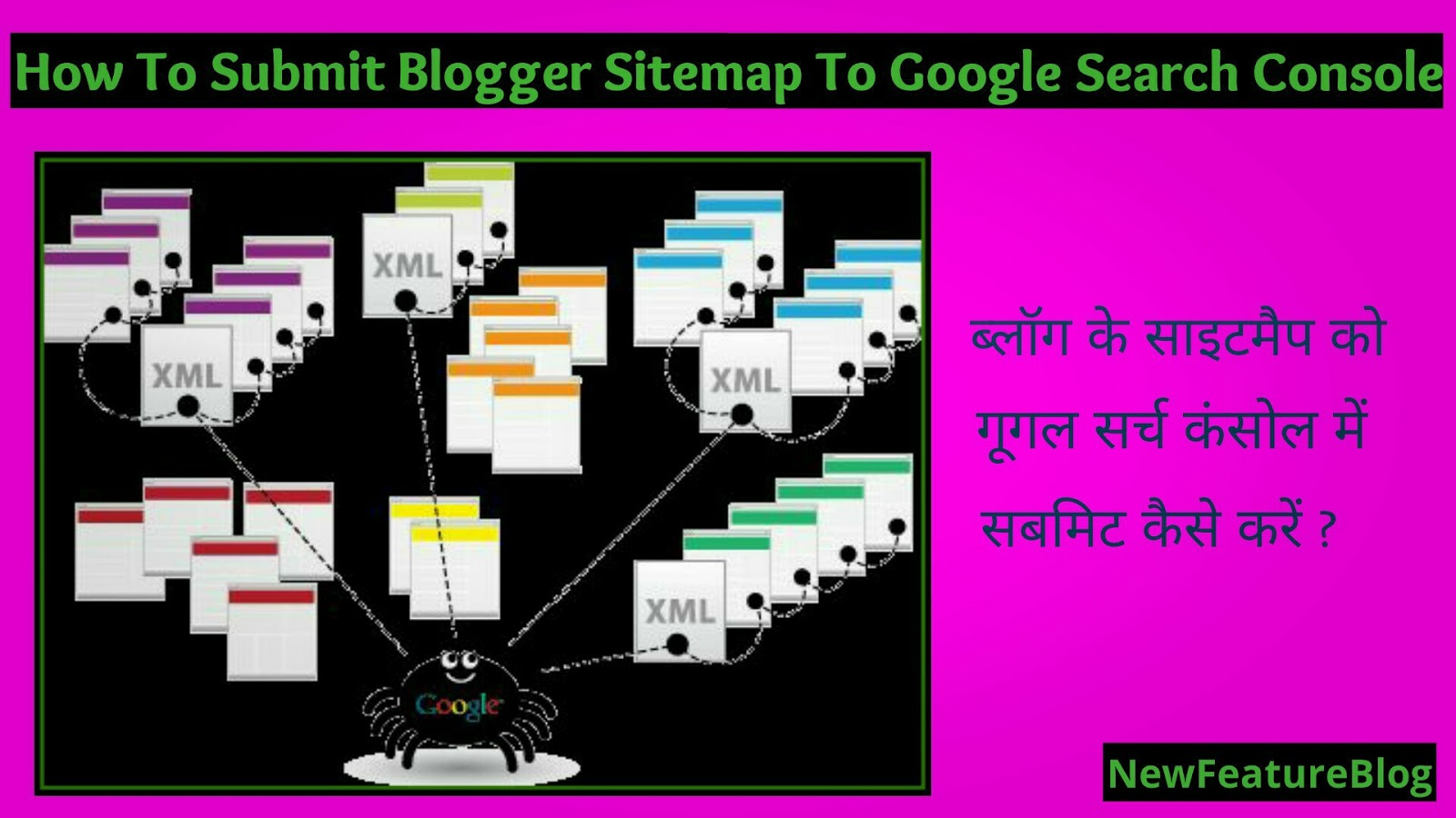 blog ke sitemap ko google search console me submit kaise kare new