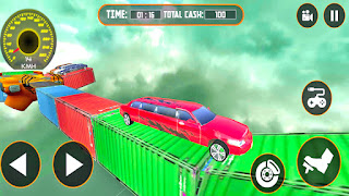 Supefast Limo Car Impossible Track