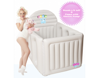 Lie. Baby adult baby furniture theme