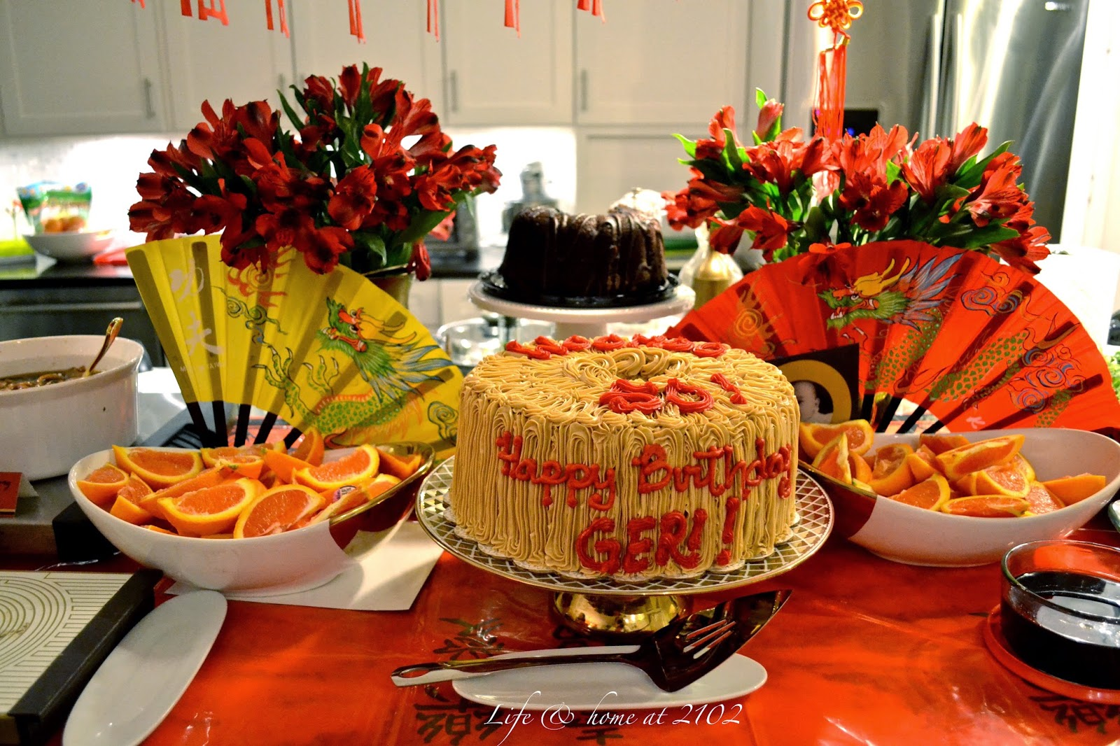 Chinese Birthday Food Traditions