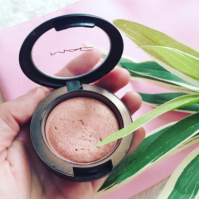 Blush warm soul de mac cosmetics