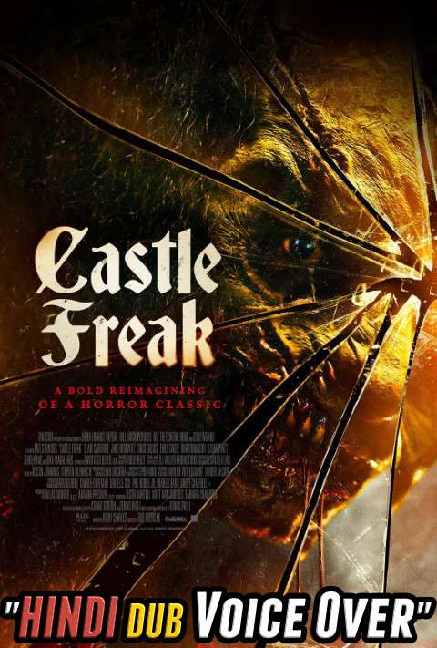 Castle Freak 2020 Unofficial Hindi Dual Audio 720p HDRip x264