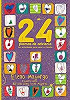 24 poemas de Adviento, libro de poesía y actividades