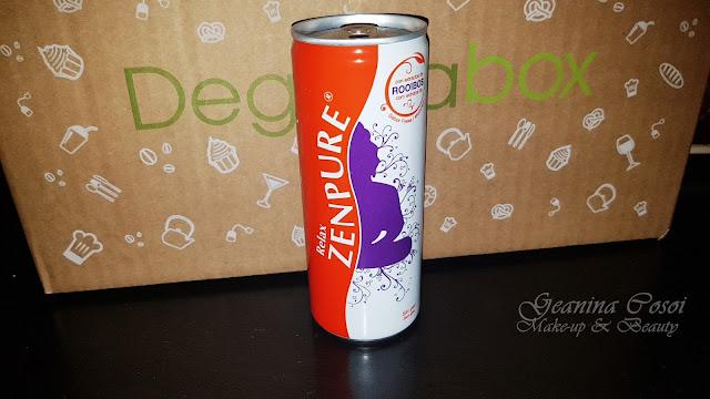 Zenpure Caja Degustabox - Marzo ´17
