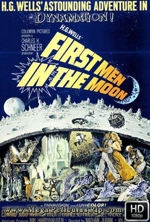 Los Primeros En La Luna [1080p] [Latino-Ingles] [MEGA]