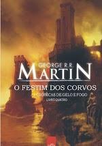 GAME OF THRONES O Festim dos Corvos pdf LIVRO 04