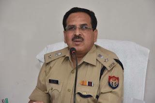 पुलिस अधीक्षक जौनपुर अशोक कुमार